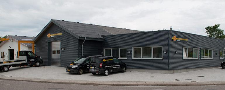 Fyns Kran Udstyr investerer i nordjylland