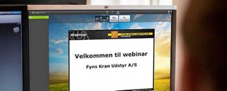 Gratis kurser fra Fyns Kran Udstyr