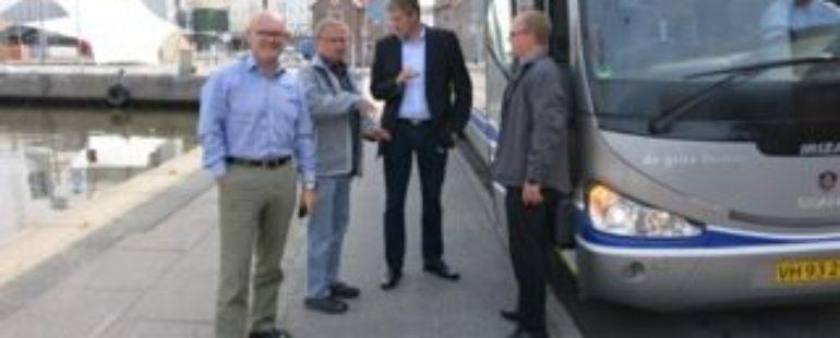 Netværksmøde på Aarhus Havn