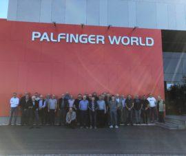 Virtual Reality hos Palfinger I Østrig