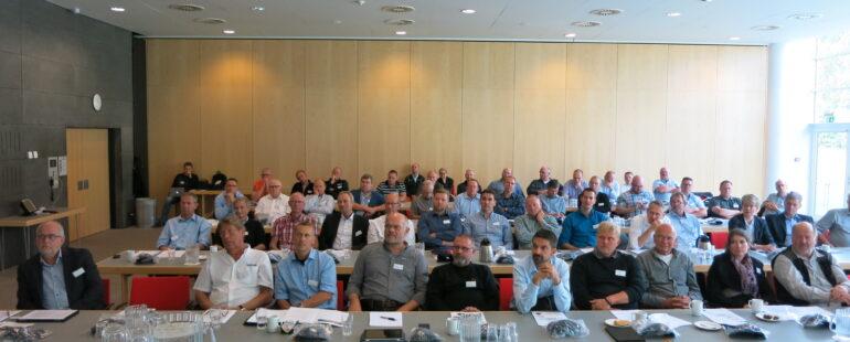 Kranforeningen planlægge ny Sikkerhedskonference